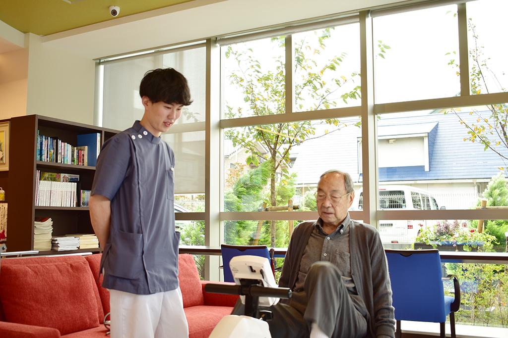 介護付有料老人ホームの管理職・施設長候補