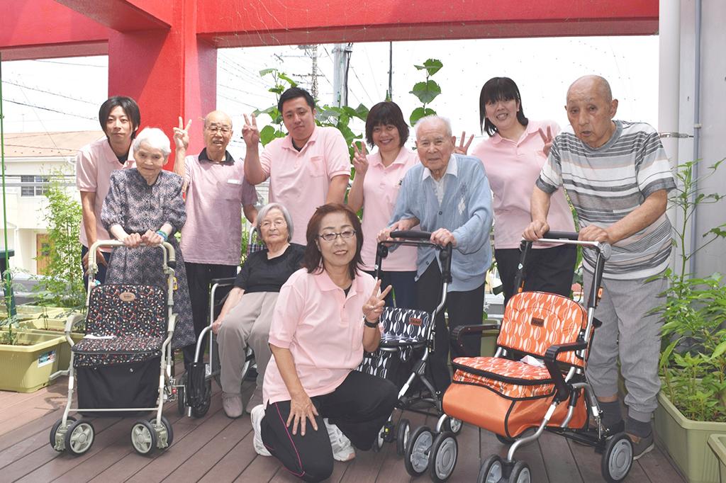 【埼玉県幸手市勤務】4月開設ショートステイの介護職正社員